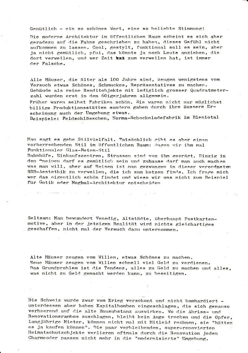 Erwin Schatzmann - Texte